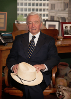 Dick DeGuerin: Lawyer with DeGuerin Dickson Hennessy & Ward