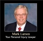 Mark V.  Larson (Minot,  ND)