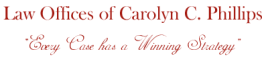 The Law Office of Carolyn C. Phillips (Los Angeles Co., California)