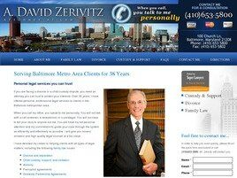 A. David Zerivitz, P.A. (Annapolis, Maryland)