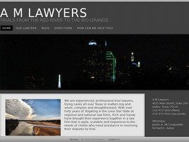 A M Lawyers (Dallas, Texas)
