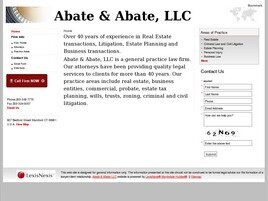 Abate & Abate LLC (Fairfield Co., Connecticut)
