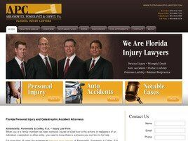 Abramowitz, Pomerantz & Coffey, P.A. (Broward Co., Florida)