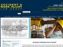 Accident and Work Injury Lawyers Group (San Diego, California)