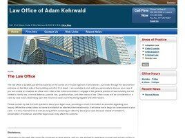 Kehrwald Law Firm PLLC (Des Moines, Iowa)