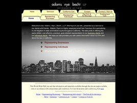 Adams Nye Becht LLP (San Francisco, California)