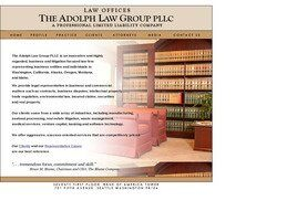 Adolph Law Group, PLLC (Seattle, Washington)