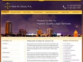 Alan M. Gross, P.A. (Clearwater, Florida)