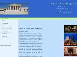 Albert, Whitehead, P.C. (Chicago, Illinois)