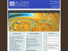 Alden Law Group, PLLC (Washington, District of Columbia)