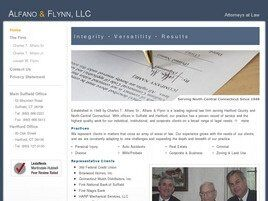 Alfano & Flynn, LLC (Hartford Co., Connecticut)