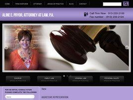 Aline E. Pryor, Attorney at Law, P.A. (Kansas City, Kansas)