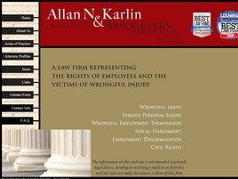 Allan N. Karlin & Associates (Fairmont, West Virginia)