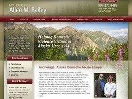 Law Offices of Allen M. Bailey (Anchorage, Alaska)