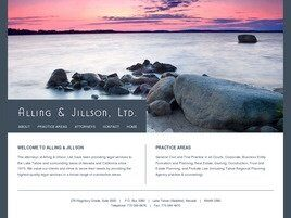 Alling & Jillson, Ltd. (Carson City, Nevada)
