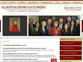 Allred, Maroko & Goldberg (Beverly Hills, California)