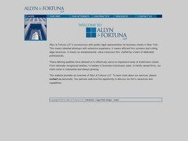 Allyn & Fortuna LLP (Bronx, New York)