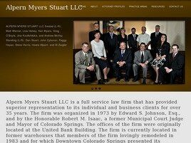 Alpern Myers Stuart LLC (Colorado Springs, Colorado)