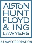 Alston Hunt Floyd & Ing Attorneys At Law A Law Corporation (Honolulu, Hawaii)