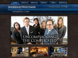 Anderholt Whittaker LLP (Palm Desert, California)