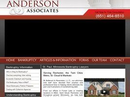 Anderson & Associates LLC (Ramsey Co., Minnesota)