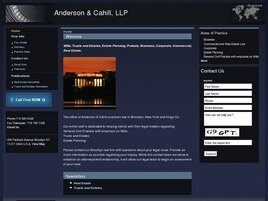 Anderson & Cahill, LLP (Brooklyn, New York)