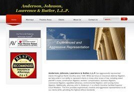 Anderson, Johnson, Lawrence & Butler, LLP (Fayetteville, North Carolina)