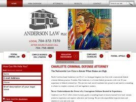 Anderson Law PLLC (Mecklenburg Co., North Carolina)