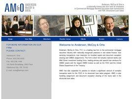 Anderson, McCoy & Orta A Professional Corporation (Oklahoma City, Oklahoma)