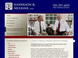The Law Office of Robert D. Anderson PLLC