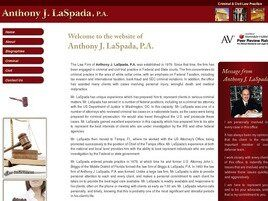 Anthony J. LaSpada, P.A. (Tampa, Florida)