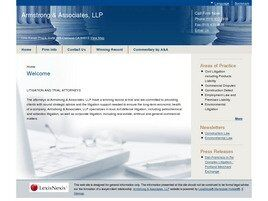 Armstrong & Associates, LLP (San Francisco Co., California)