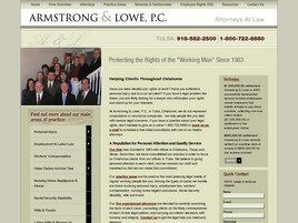 Armstrong & Vaught PLC, Attorneys at Law (Tulsa, Oklahoma)