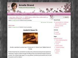 Arnelle M. Strand, P.A. (New Port Richey, Florida)