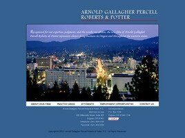 Arnold Gallagher P.C. (Eugene, Oregon)