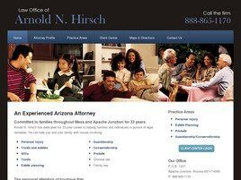 Law Office of Arnold N. Hirsch (Apache Junction, Arizona)