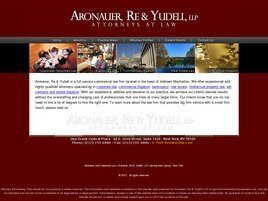 Aronauer, Re & Yudell, LLP (New York, New York)