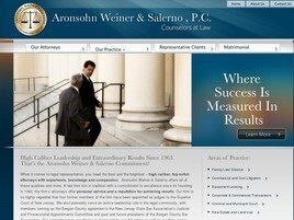 Aronsohn Weiner & Salerno A Professional Corporation (Hackensack, New Jersey)