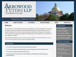 Arrowood Peters LLP (Boston, Massachusetts)