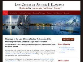 Law Offices of Arthur F. Konopka (Washington, District of Columbia)