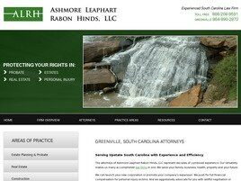 Ashmore, Leaphart, Rabon & Hinds, L.L.C. (Greenville, South Carolina)