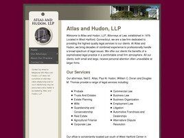Atlas & Hudon, LLP (New Britain, Connecticut)