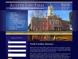 Austin Law Office PLLC, Attorneys at Law (Indian Trail, North Carolina)