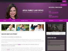 Avila Family Law Offices (Sarasota, Florida)