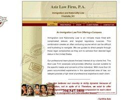 Aziz Law Firm, P.A. (Charlotte, North Carolina)