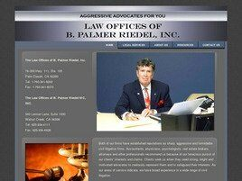 The Law Offices of B. Palmer Riedel, Inc. (Cathedral City, California)