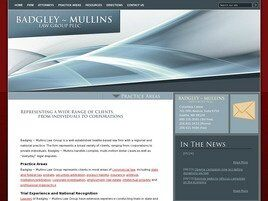 Badgley ~ Mullins Law Group PLLC (Seattle, Washington)