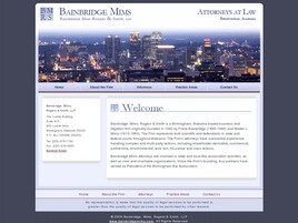 Bainbridge, Mims, Rogers & Smith, LLP (Montgomery, Alabama)