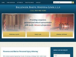 Ballenger, Barth, Hoefer & Lewis, L.L.P. (Florence, South Carolina)