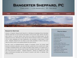 Bangerter Sheppard A Professional Corporation (Torrance, California)